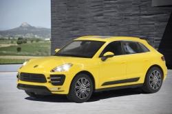 Porsche Macan 1:14 gelb 27MHz Jamara 405028