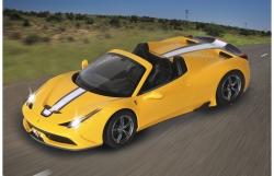 Ferrari 458 Speciale A 1:14 gelb 27MHz Jamara 405030