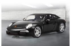 Porsche 911 1:24 Diecast schwarz Jamara 405061