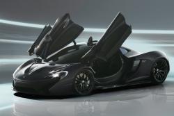McLaren P1 1:14 27MHzTür manuell schwarz Jamara 405093
