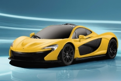 McLaren P1 1:24 gelb 40Mhz Jamara 405103