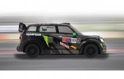 Mini Countryman JCW RX 1:14 schwarz 27MHz Jamara 405114