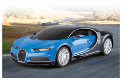 Bugatti Chiron 1:24 blau 40MHz Jamara 405137