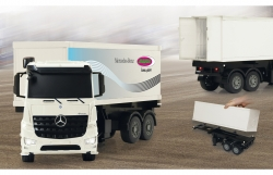 Container LKW Mercedes Benz Arocs 1:20 2,4G Jamara 405148