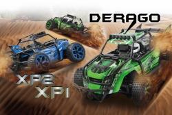 Derago XP1 4WD 2,4G grün Jamara 410012