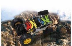 Hillriser 1:18 Crawler 4WD 2,4G silber Jamara 410053