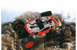 Hillriser 1:18 Crawler 4WD 2,4G rot Jamara 410054