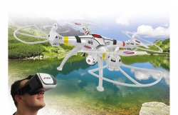 Payload GPS VR Drone Altitude HD FPV Wifi ComingHo Jamara 422035