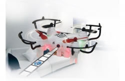 MiCoSpy FPV Kamera Drone Wifi headless Flyback Jamara 422038