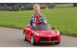 Ride-on Ferrari LaFerrari 2,4G 6V Jamara 460219
