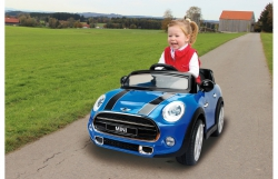 Ride-on Mini blau 12V Jamara 460237
