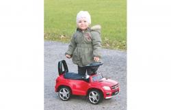 Rutscher Mercedes GL63AMG rot Jamara 460239