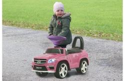 Rutscher Mercedes GL63AMG pink Jamara 460240