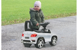 Rutscher Mercedes GL63AMG weiß Jamara 460241