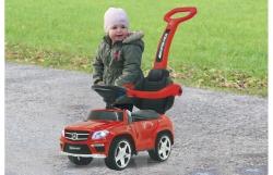 Rutscher Mercedes GL63AMG rot 2in1 Jamara 460242