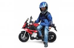 Ride-on Motorrad BMW S1000XR rot 6V Jamara 460252