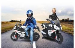 Ride-on Motorrad BMW S1000XR weiß 6V Jamara 460253
