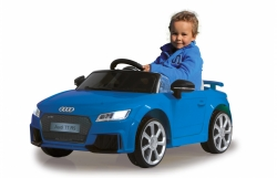 Ride-on Audi TT RS blau 12V Jamara 460279