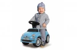 Rutscher Fiat 500 blau Jamara 460327