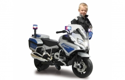 Ride-on Motorrad BMW R1200 RT-Police 12V Jamara 460335