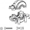 Getriebegehäuse Vo-Mj-Ti-Ho-I Jamara 505075