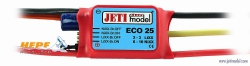 Jeti ECO 25A Brushless Controller JE-25
