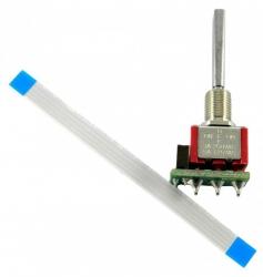 Jeti Schalter lang 3 Pos. für DS-16 JMS-DS-TSL3
