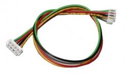 Jeti Kabel mit Stecker passend für DuplexTU 4x 0,15 JMS-KTU