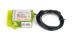 Empfänger Jeti Rex7 MPD light 40 MHz REX7MPD-L40