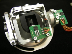 Jeti Knüppelaggregat für DS-16 Gas ZP-DS-OK-P