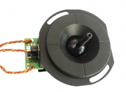 Jeti Knüppelaggregat für DS-14 Höhe ZP-DS-OKPL