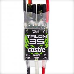 Castle Talon 35A-25V Hochlast BEC Horizon CSE010012200
