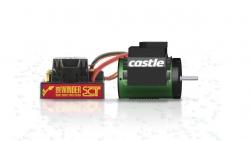 Castle Sidewinder Combo SCT 1410/3800KV 5mm Welle Horizon CSE010012301