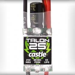 Castle Talon 25A-25V Hochlast BEC Horizon CSE010012800