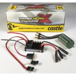 Castle 1/18 MAMBA MXW/8200KV010-0147-03 Horizon CSE010014703