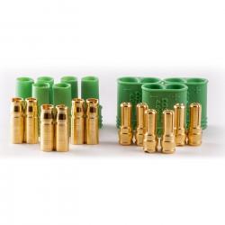 Castle 4mm Goldstecker Set Horizon CSE011006500