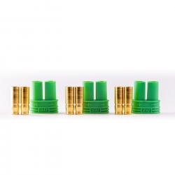 Castle 4mm Goldstecker, Buchse Horizon CSE011007600