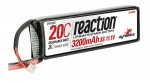 Dynamite Reaction 3S 11,1V 3200mAh 20C LiPo-Akku m. EC3-Anschluss Horizon DYN9202
