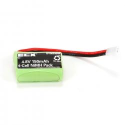 4.8V 150mAh NiMH Pack: 1:24 4WD Temper Horizon DYNB0008
