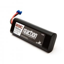 Dynamite Reaction 2S 7,4V 1800mAh 20C LiPo-Akku im Hardcase m. EC3-Stecker Horizon DYNB3812EC