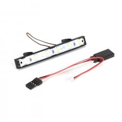 ECX LED-Lichtleiste m. Gehäuse: Roost 1/18 4WD Horizon ECX210009