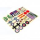 E-flite Dekorationsbögen: C-Ray 180 Horizon EFL307504