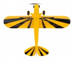 E-flite Clipped Wing Cub 250 ARF Horizon EFL5055