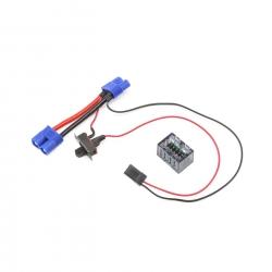 E-flite NIGHTvisionaire BNF Basic: LED Powereinheit Horizon EFLA631