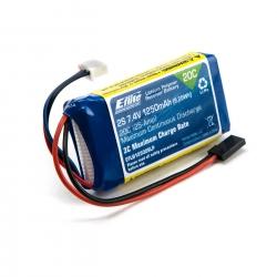 E-flite LiPo RX Akku 1250mA Horizon EFLB12502SLP
