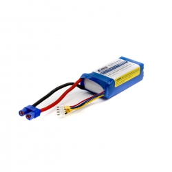E-flite 3S 11,1V 1300mAh 20C LiPo-Akku m. EC3-Stecker Horizon EFLB13003S20