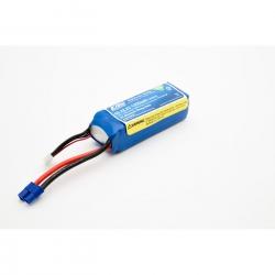 E-flite 6S 22,2V 1300mAh 30C LiPo-Akku m. EC3-Stecker Horizon EFLB13006S30