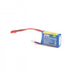 E-flite 2S 7,4V 400mAh LiPo-Akku m. JST-Stecker Horizon EFLB4002S30
