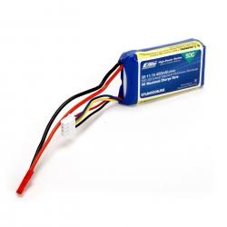 E-flite 3S 11,1V 450mAh 50C LiPo-Akku m. JST-Stecker Horizon EFLB4503SJ50