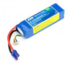 E-flite 4S 14,8V 5000mAh 30C LiPo-Akku m. EC5-Stecker Horizon EFLB50004S30